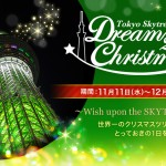 見逃せない!東京のお勧めクリスマスイベント10選【2015年版】